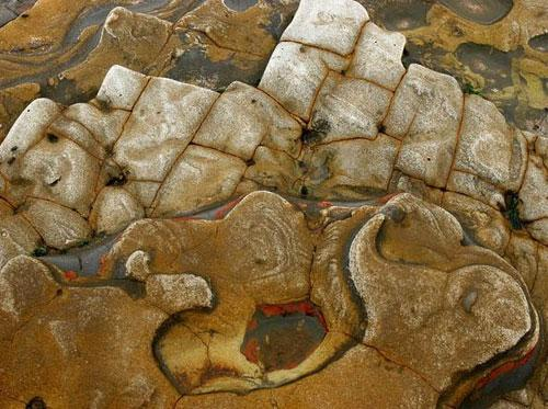 Photography Of Strange Patterns In Nature - rocks 6