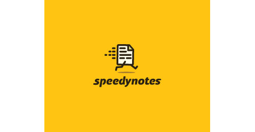 speedynotes logo
