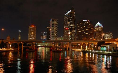 Tampa Bay Water and Skyline