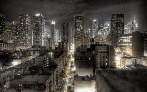 New York City by Paulo Barcellos Jr