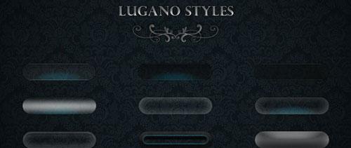 Lugano styles free psd file