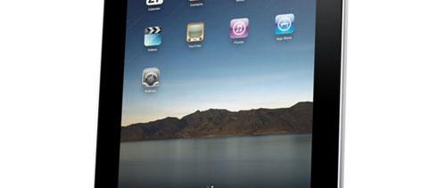 iPad free psd file