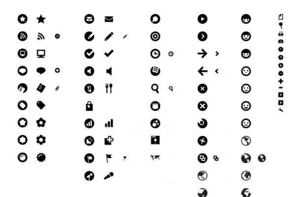 Brightmix iconset
