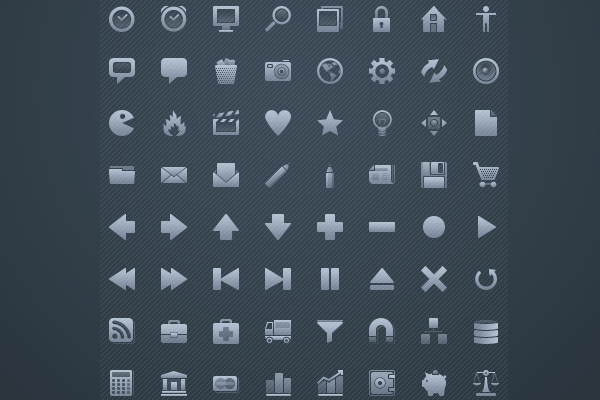 iPhone Toolbar Icon pngs