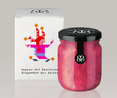 Andreas Caminada package design