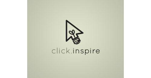 Click Inspire logo
