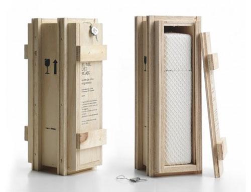 El Mil del Poaig package design