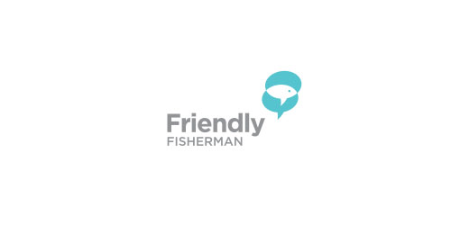 Friendly Fisherman logo
