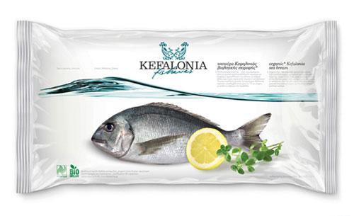 Kefalonia Fisheries package design