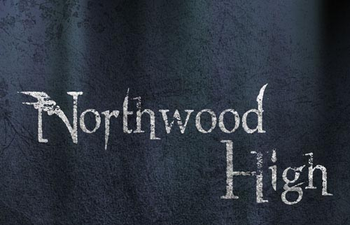 Download Northwood High free font