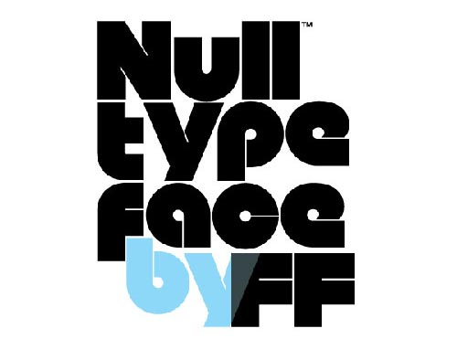 Download Null face free font