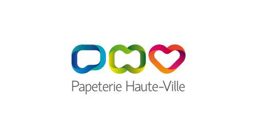 Papeterie Haute Ville logo