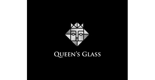 Queens Glass logo