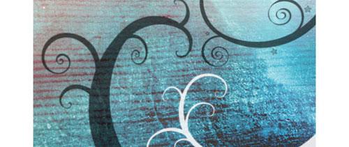 Swirl 2 Brushes for Photoshop