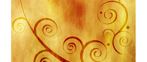 Two Swirl Brushes for Photoshop