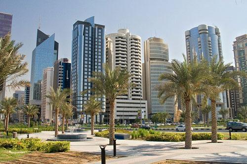 Abu Dhabi architecture photography