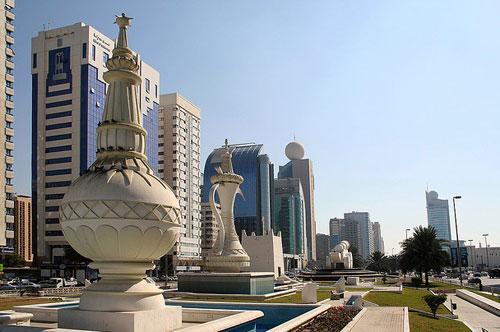 Abu Dhabi 18 architecture photography
