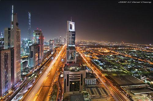 The Veins Of Dubai #3 photography