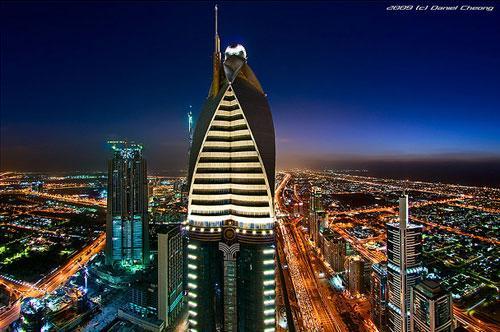 The Veins of Dubai #5 photography