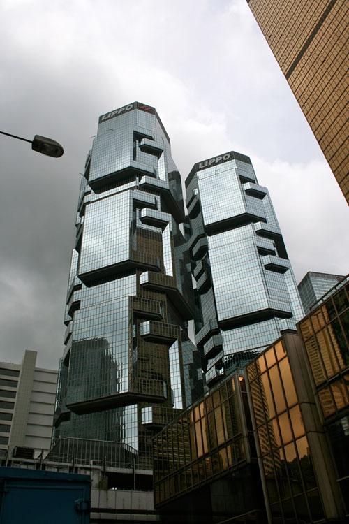 LIPPO BUILDING  HONG KONG  photography