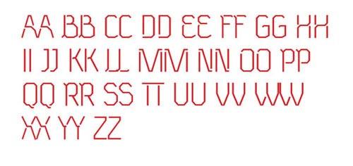 Download Neu Eichmass free font