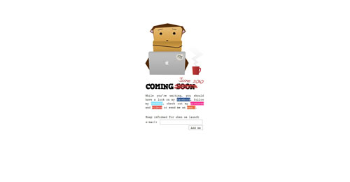 pixelmonkey.basekit.com launching soon page design