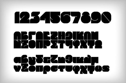 Download rubber free font