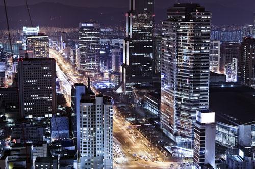Seoul in Republic of Korea photography