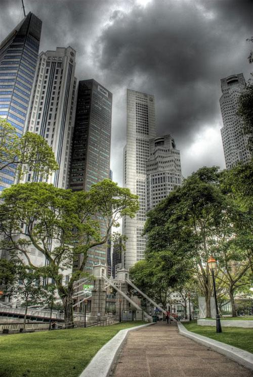 SINGAPORE architecture photography