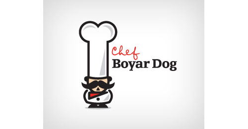 Chef Boyar Dog logo