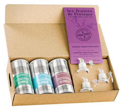 Premiere Pression Provence Aluminum Based Package Design