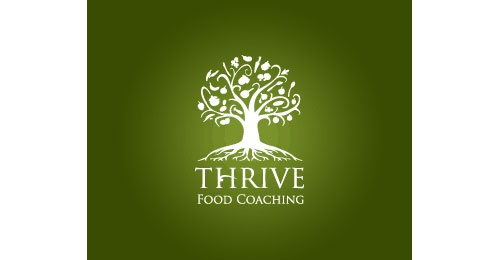 Thrive Food Coaching logo