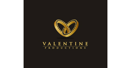 Valentine Productions logo