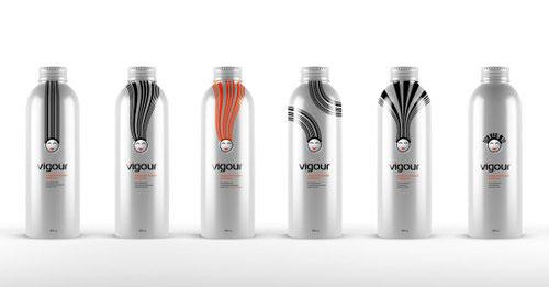 Vigour Aluminum Based Package Design
