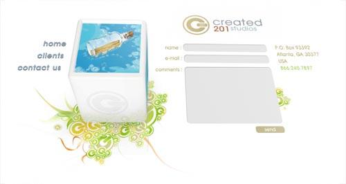 created201.com form design