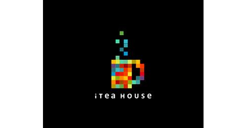 iTea HOUSE logo