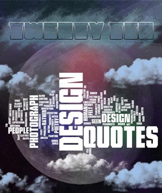Create a Retro-Futuristic 2010 Poster in Photoshop