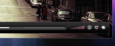Custom Video Player UI