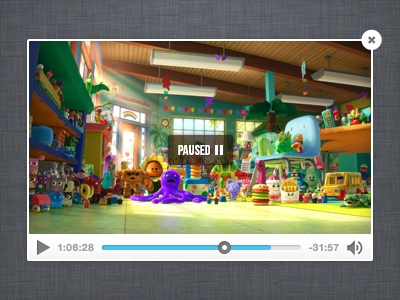 Video Player - Light v2