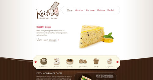 38 Sites With Interesting CSS And Flash Menu Designs 10