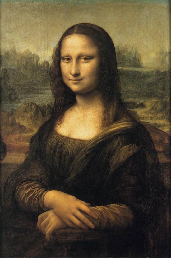 Leonardo Da Vinci - Mona Lisa Giaconda