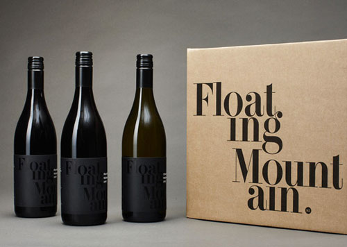 Floating Mountain Package Design