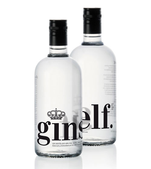 Ginself Package Design