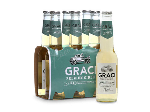 Graci Package Design
