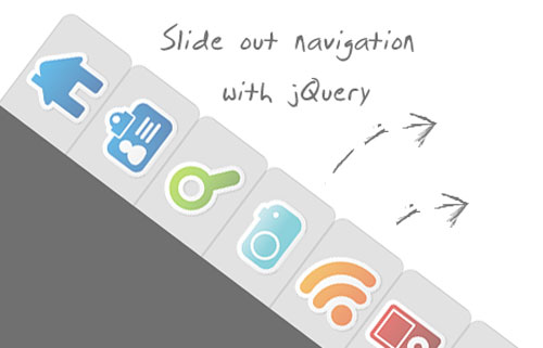 Beautiful Slide Out Navigation: A CSS and jQuery Tutorial