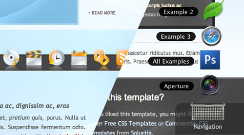 Outside the Box Navigation with jQuery tutorial