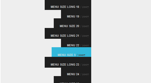Vertical Scroll Menu with jQuery Tutorial