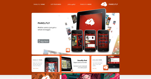 panelfly.com Selection Of 45 Sites That Are Neat Thanks To jQuery