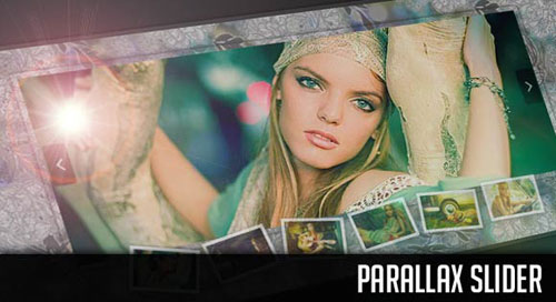 Parallax Slider with jQuery tutorial