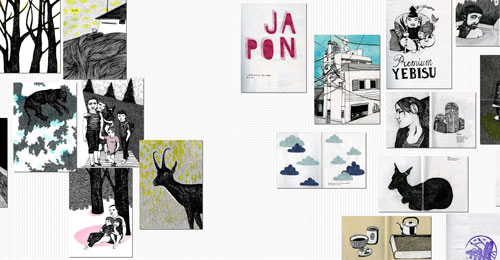 rachelbloch.ch Selection Of 45 Sites That Are Neat Thanks To jQuery